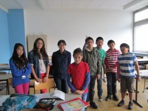 Klasse 6-1 Jugendlichenklasse