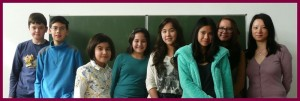 Klasse 7-1 Jugendlichenklasse